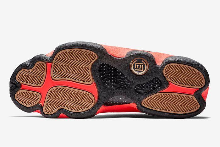 Clot Air Jordan 13 Low Black Infrared At3102 006 Release Date Price 1