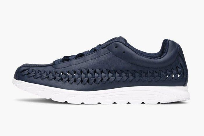 Nike Mayfly Woven Leather 8