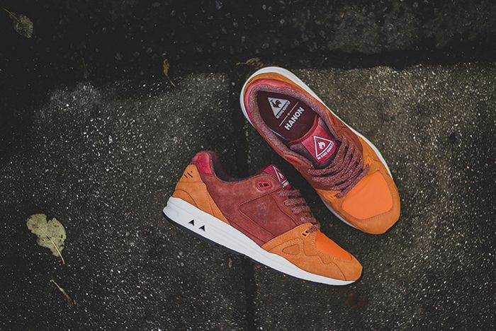 Hanon X Le Coq Sportiff Lcs R1000 French Jersey2