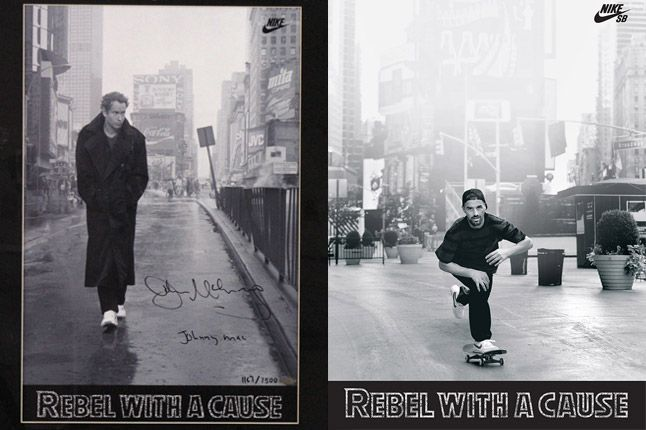 Iannucci Mcenroe Rebel With A Cause Poster 1