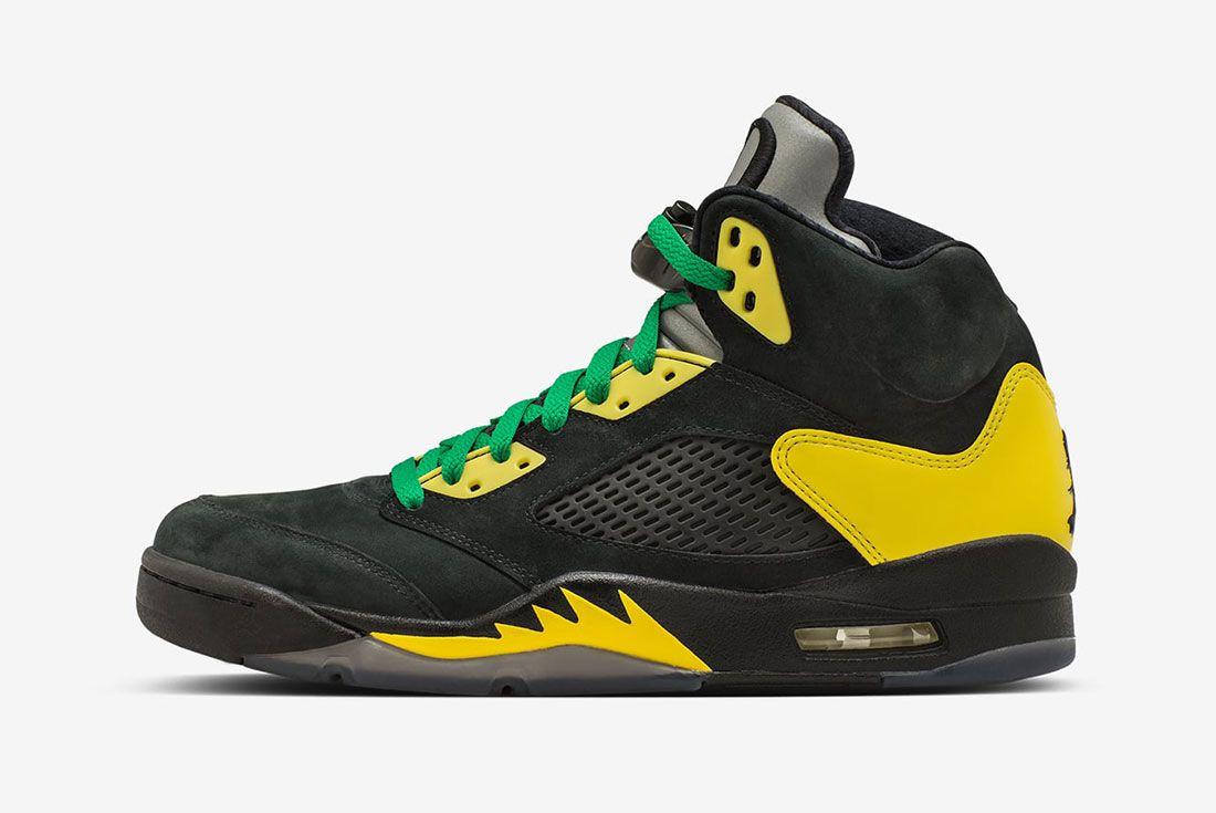 Air Jordan Ducks 18