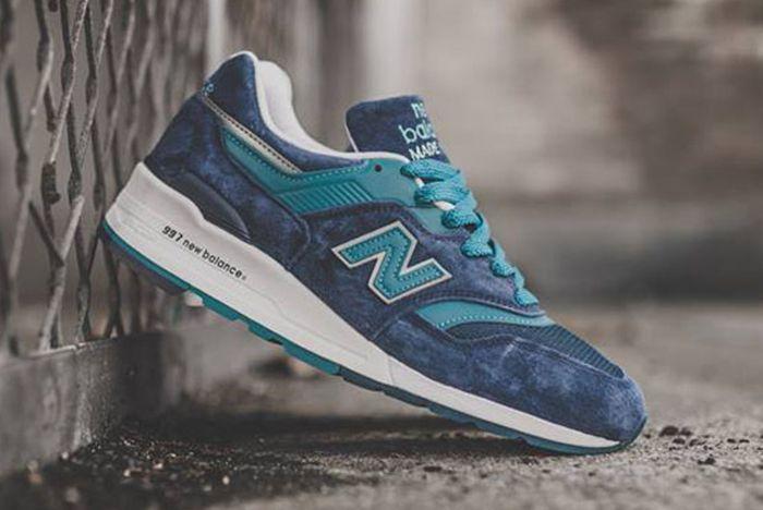 New Balance 997 Blue 1