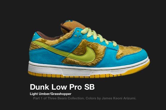 Nike Dunk Sb Low Three Bears Sb 2006 2 1