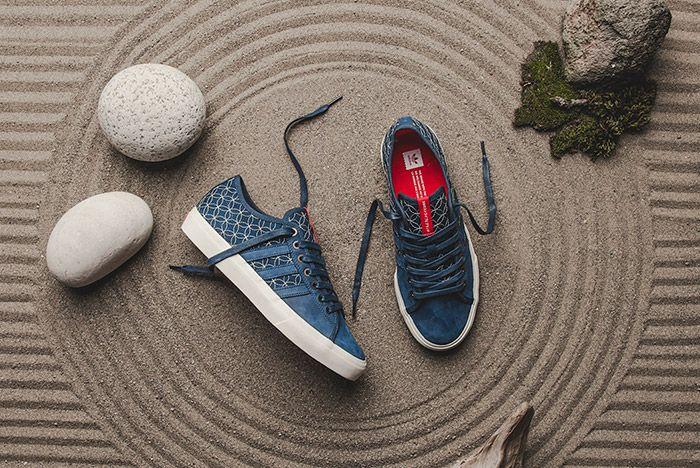 Adidas Matchcourt Rx Ltd Sashiko Blue 7