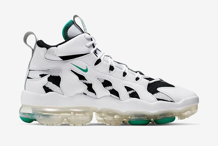 Nike Vapormax Gliese White Green Medial