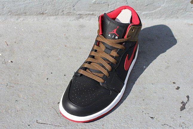 Air Jordan Phat Olive 1