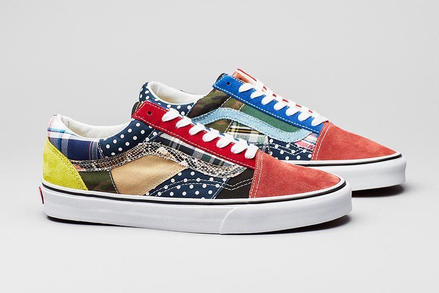 Vans Old Skool Factory Floor Release Date Price 02 Sneaker Freaker