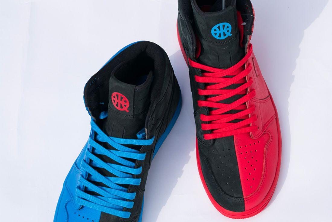 Air Jordan 1 Quai 54 Friends And Family 6