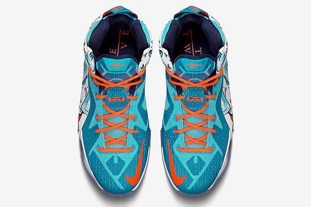 Nike Lebron 12 Gs Buckets 4