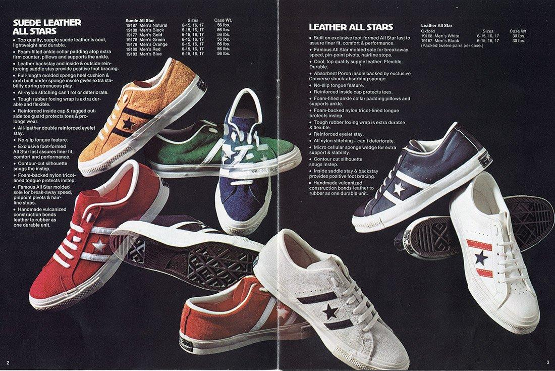 History Of Converse One Star Advertisement 9
