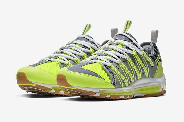 Clot Nike Air Max 97 Haven Volt Ao2134 700 Release Date Pair