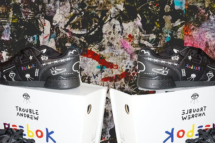 Reebok Classic X Trouble Andrew Workout Plus 3 Am 3