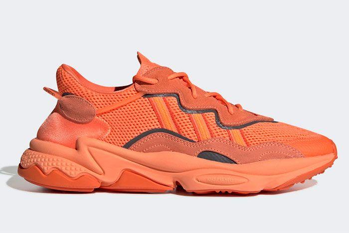 Adidas Ozweego Orange Right
