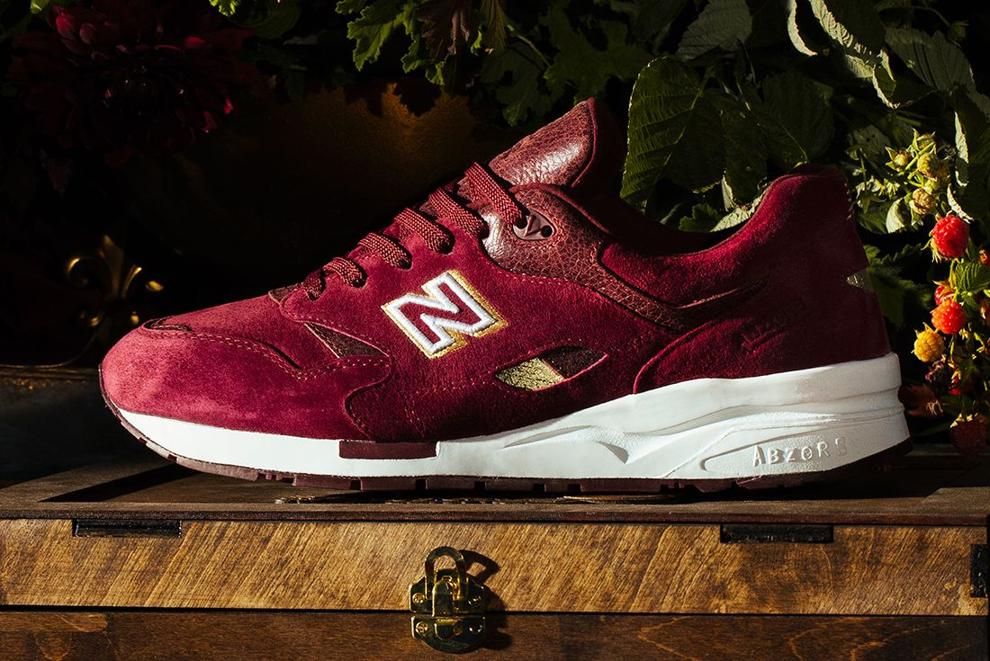 Ubiq X New Balance 1600 English Crown 2