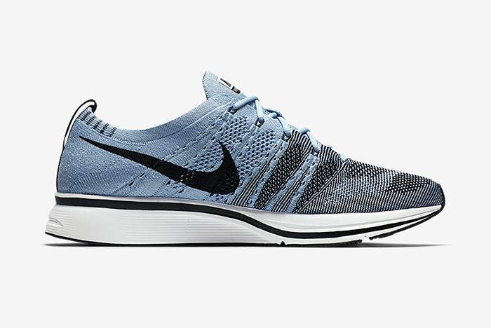 Nike Flyknit Trainer Cirrus Blue 5
