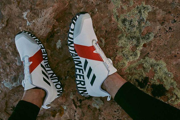 Adidas Terrex White Mountaineering White Red 6 Sneaker Freaker