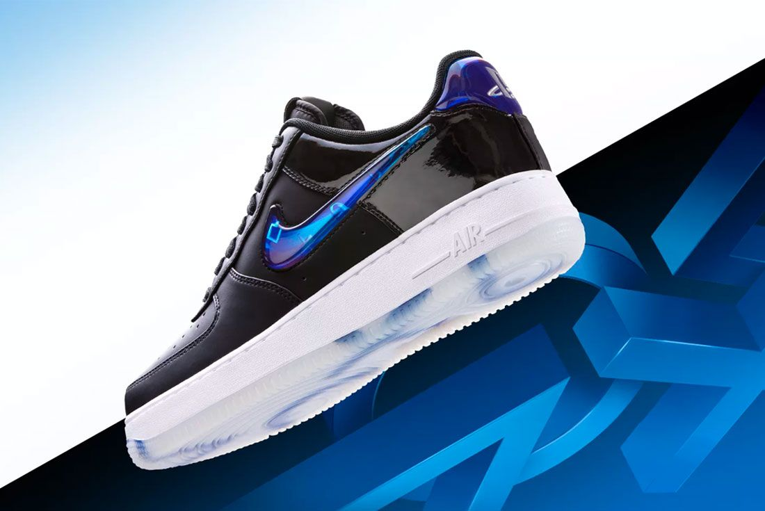 Nike Air Force 1 Playstation Left