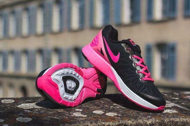 Nike Lunarglide 6 Gs Hyper Pink 7
