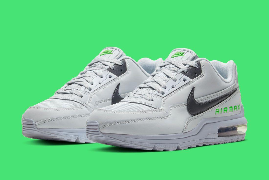 Nike Air Max Ltd Ct2275 001 Front Angle