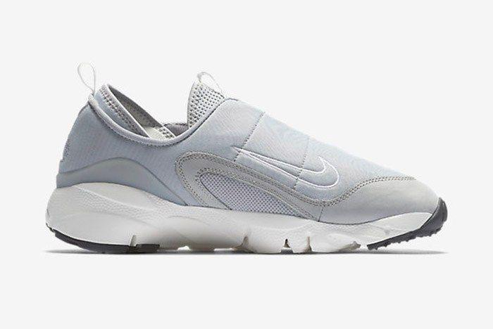 Nike Air Footscape Nm Wolf Grey Black Summit White 1