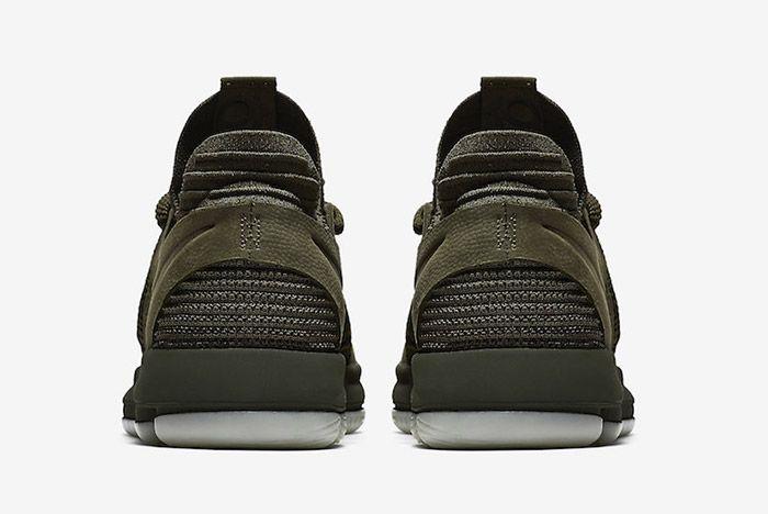 Nike Zoom Kd 10 Olive Green 3