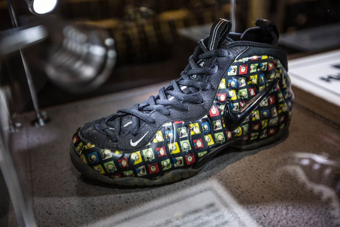Nike Foamposite Retrospective Exhibition Hits Shanghai17