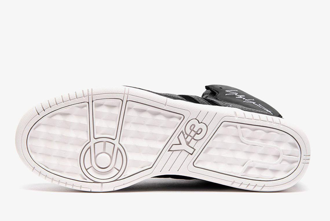 Adidas Y3 Hayworth Black Sole Shot 2