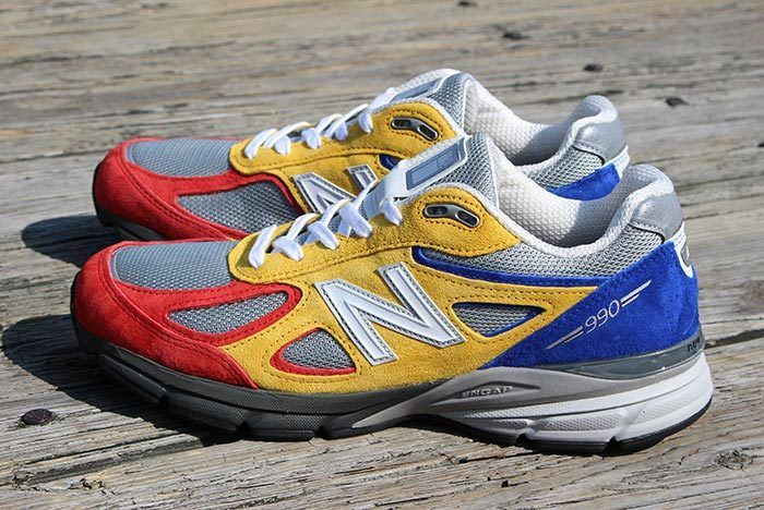 Shoe City X Eat X New Balance 990 V4 7