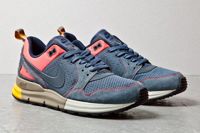 Nike Lunar Peg 89 Navy Pink Orange 2 1