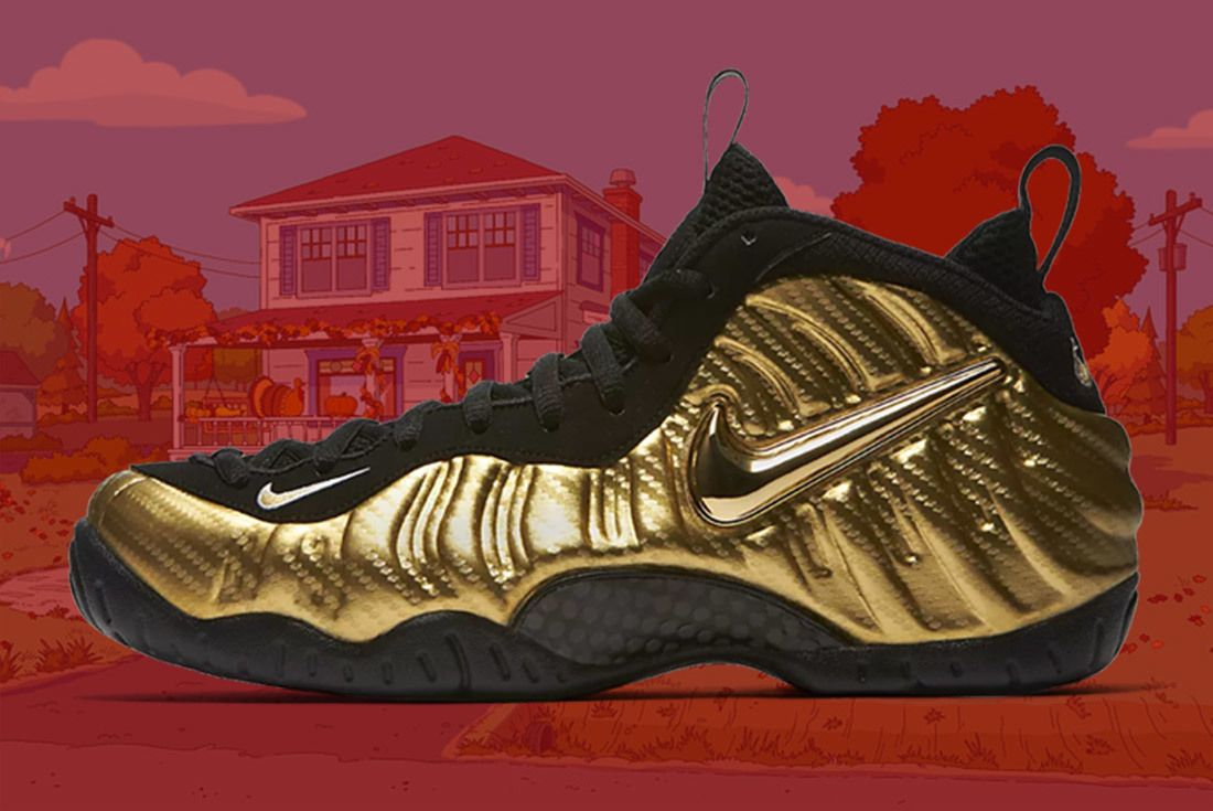 Material Matters Dad Shoes Foamposite 1