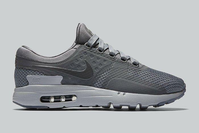 Nike Air Max Zero Cool Grey 4
