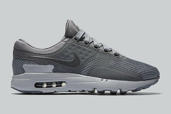 Nike Air Max Zero Cool Grey 4
