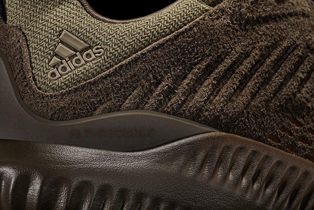 Adidas Alphabounce Suede 3