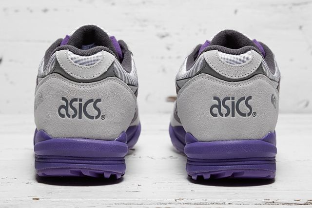 Asics Gel Saga Grey Purple 2