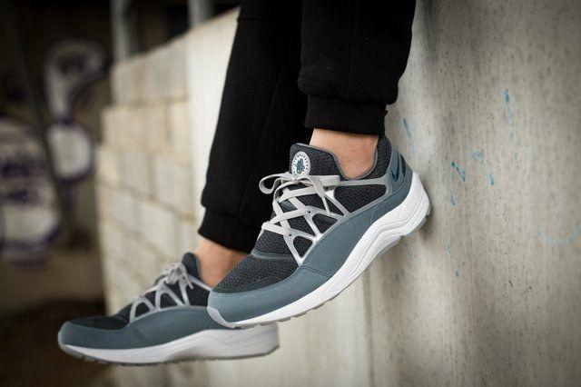 Nike Air Huarache Light Blue Force 1