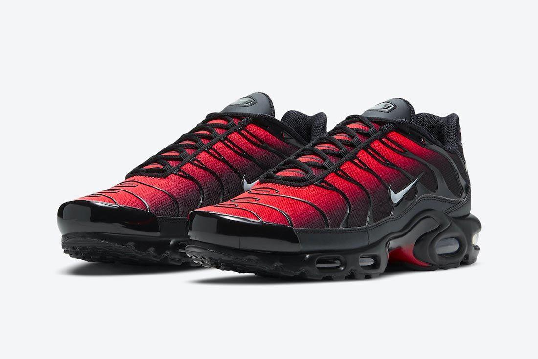 Nike Air Max Plus Red/Black