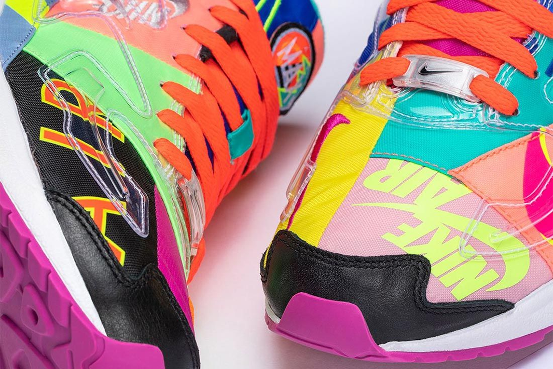 Atmos Nike Air Max 2 Light Where To Buy Side Shot 1