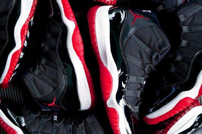 Bred 11 Jordans 1