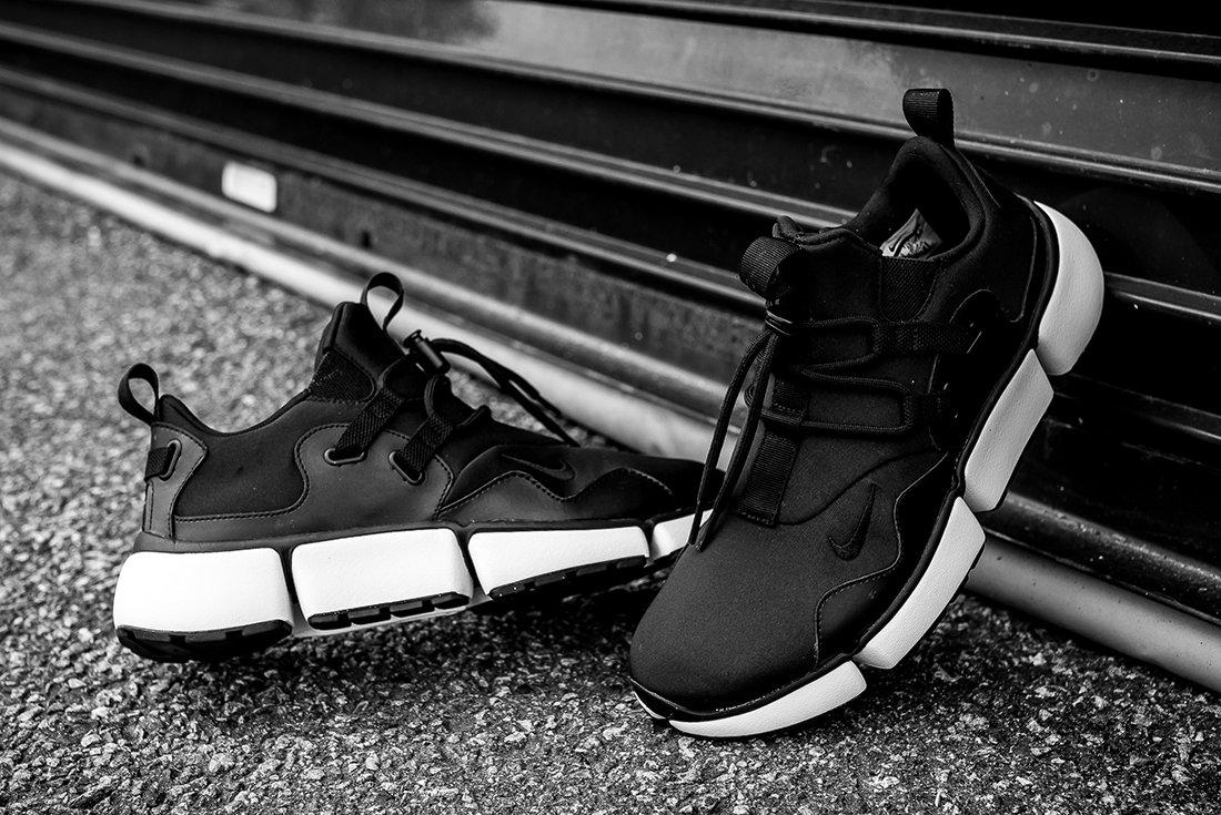 Nike Pocket Knife Dm Black White5