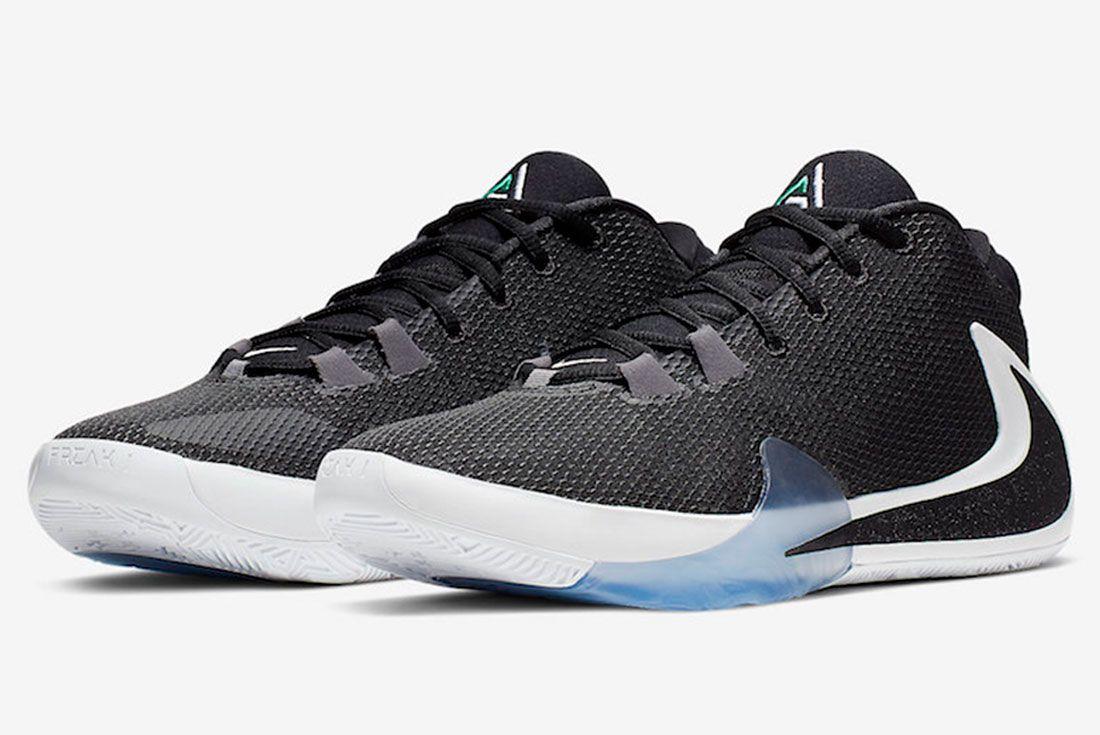 Nike Zoom Freak 1 Toe