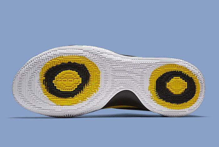 Nike Kyrie Low 1 Amarillo Yellow 6