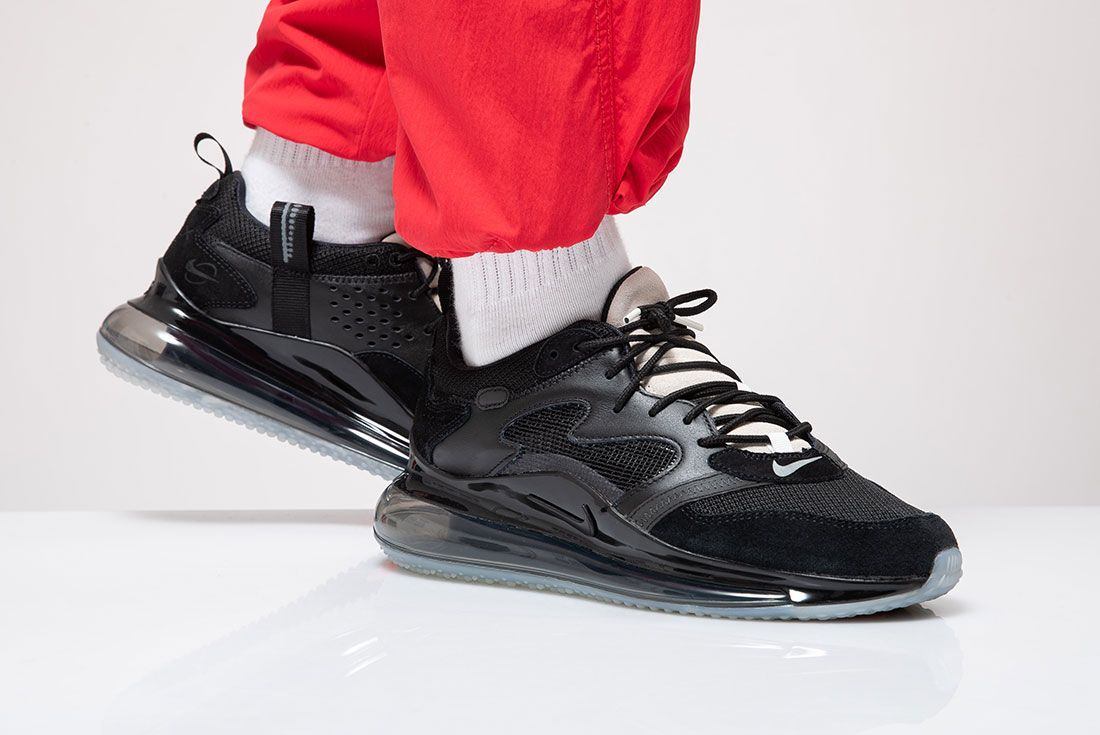 Coming Soon Nike Air Max 720 Obj In Black Sneaker Freaker
