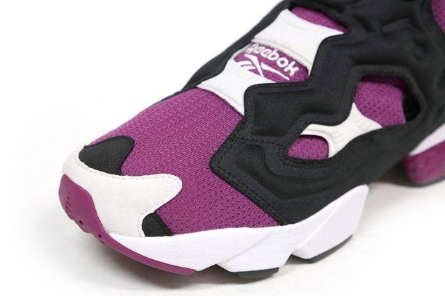 Reebok Insta Pump Fury Purple Punch 1