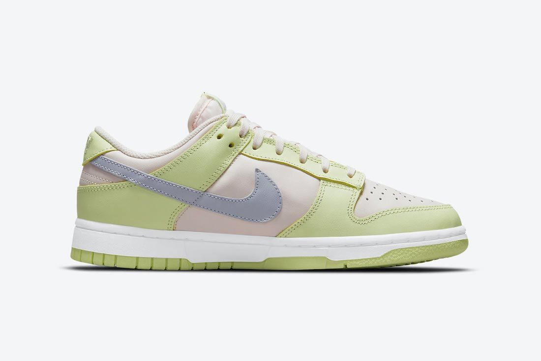 Nike Dunk Low 'Lime Ice'