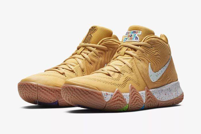Nike Kyrie 4 Cinnamon Toast Crunch Release Date 7