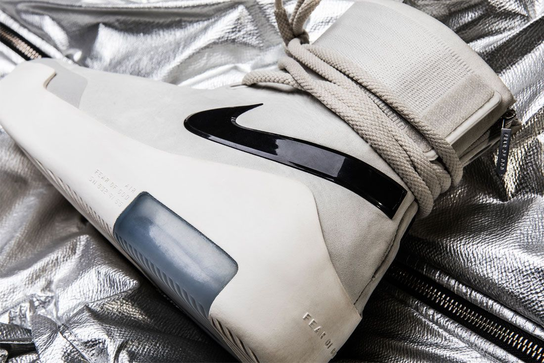 A Closer Look At The Nike Air Fear Of God With Jerry Lorenzo 15