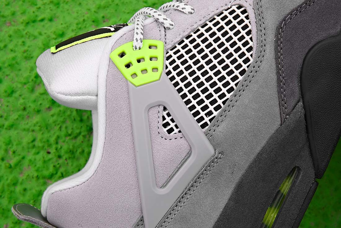 Jd Sports Air Jordan 4 Neon Close