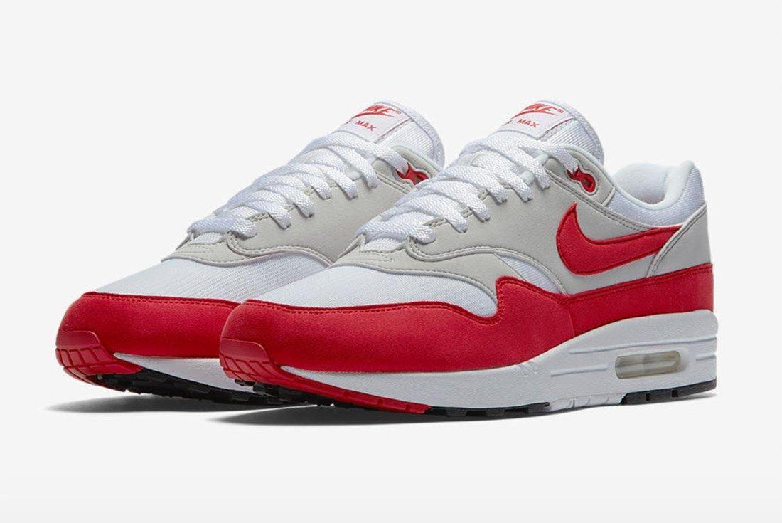 Nike Air Max 1 Og Retro University Red 6