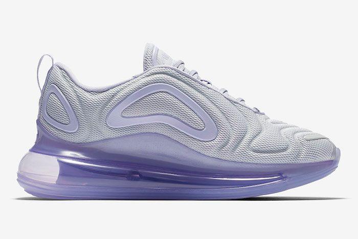 Nike Air Max 720 Oxygen Purple Ar9293 009 Side Shot 3