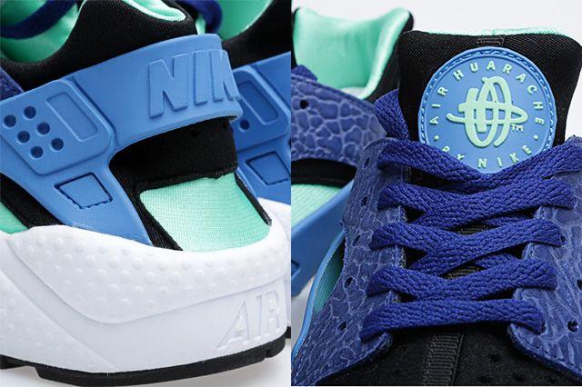 Nike Air Huarache Blue Elephant 3
